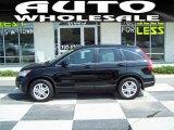 2010 Crystal Black Pearl Honda CR-V EX-L #33802750