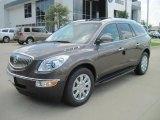 2011 Cocoa Metallic Buick Enclave CXL #33802782