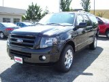 2010 Tuxedo Black Ford Expedition EL Limited 4x4 #33802118