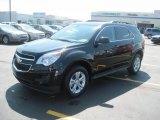 2010 Black Chevrolet Equinox LT #33802798