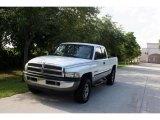 1998 Bright White Dodge Ram 1500 Laramie SLT Extended Cab 4x4 #33802461