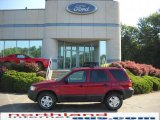2003 Redfire Metallic Ford Escape XLT V6 4WD #33802162