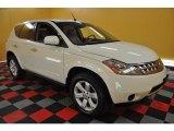 2007 Glacier Pearl White Nissan Murano S AWD #33802857