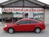 2007 Victory Red Chevrolet Cobalt LS Coupe #33802509