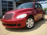 2007 Inferno Red Crystal Pearl Chrysler PT Cruiser  #33802253