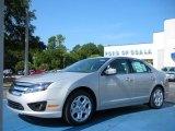 2010 Smokestone Metallic Ford Fusion SE #33882117