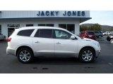 2009 White Diamond Tricoat Buick Enclave CXL #33882493