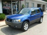 2006 Sonic Blue Metallic Ford Escape XLT V6 4WD #33882361