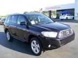 2010 Black Toyota Highlander Limited #33882371