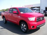 2010 Radiant Red Toyota Tundra TRD Sport Double Cab #33882374