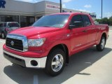 2007 Radiant Red Toyota Tundra SR5 Double Cab #33882400