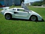 1985 Pontiac Fiero Lamborghini Kit Car