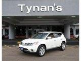 2006 Pearl White Nissan Murano S AWD #33882103