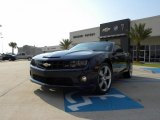 2010 Imperial Blue Metallic Chevrolet Camaro SS/RS Coupe #33882108