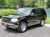 2001 Black Ford Explorer Sport 4x4 #33882112