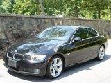 2007 Jet Black BMW 3 Series 335i Coupe #33882113