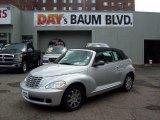 2007 Bright Silver Metallic Chrysler PT Cruiser Convertible #3375041