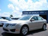 2010 Smokestone Metallic Ford Fusion SE #33923160