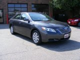 2008 Magnetic Gray Metallic Toyota Camry Hybrid #33923089