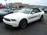 2011 Performance White Ford Mustang GT/CS California Special Convertible #33923098