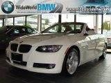 2008 Alpine White BMW 3 Series 328i Convertible #33923142