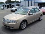 2008 Dune Pearl Metallic Lincoln MKZ Sedan #33923500