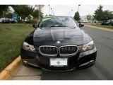2009 Jet Black BMW 3 Series 335d Sedan #33935428
