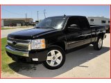 2007 Chevrolet Silverado 1500 LT Extended Cab Texas Edition Data, Info and Specs