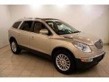 2008 Gold Mist Metallic Buick Enclave CXL #33936112