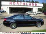 2008 Black Lincoln MKZ AWD Sedan #33935652