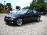 2011 Black Sapphire Metallic BMW 3 Series 335d Sedan #33935673