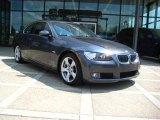 2008 Sparkling Graphite Metallic BMW 3 Series 328i Coupe #33935678