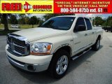 2006 Bright White Dodge Ram 1500 SLT Quad Cab #33936186