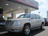 2007 Gold Mist Cadillac Escalade EXT AWD #33935903