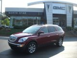 2008 Red Jewel Buick Enclave CXL AWD #33935710