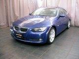 2009 Montego Blue Metallic BMW 3 Series 335i Coupe #33935511