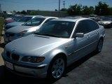 2005 Titanium Silver Metallic BMW 3 Series 325i Sedan #33936000