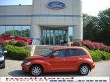 2007 Tangerine Pearl Chrysler PT Cruiser Touring #33935540