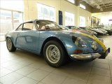 Renault Alpine A110 1969 Data, Info and Specs