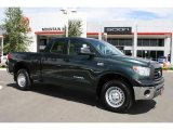 2008 Timberland Green Mica Toyota Tundra Double Cab 4x4 #33985809