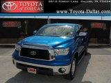 2008 Blue Streak Metallic Toyota Tundra SR5 TRD CrewMax #33986633