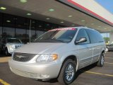 2003 Bright Silver Metallic Chrysler Town & Country Limited #33987110