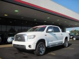 2007 Super White Toyota Tundra Limited CrewMax 4x4 #33987120