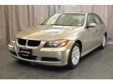 2007 Platinum Bronze Metallic BMW 3 Series 328xi Sedan #33985882
