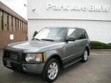 2004 Land Rover Range Rover Giverny Green Metallic
