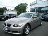 2007 Platinum Bronze Metallic BMW 3 Series 328xi Coupe #33985977