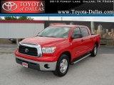 2007 Radiant Red Toyota Tundra SR5 CrewMax #33986553