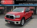 2007 Radiant Red Toyota Tundra SR5 CrewMax #33986555