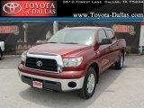 2007 Salsa Red Pearl Toyota Tundra SR5 CrewMax 4x4 #33986556