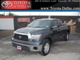 2007 Slate Metallic Toyota Tundra SR5 Double Cab #33986573